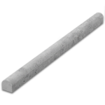 Silver Shadow Marble Bullnose